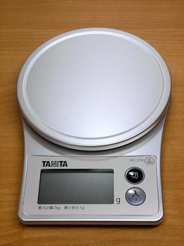 タニタ デジタルお料理はかり KD-176.jpg